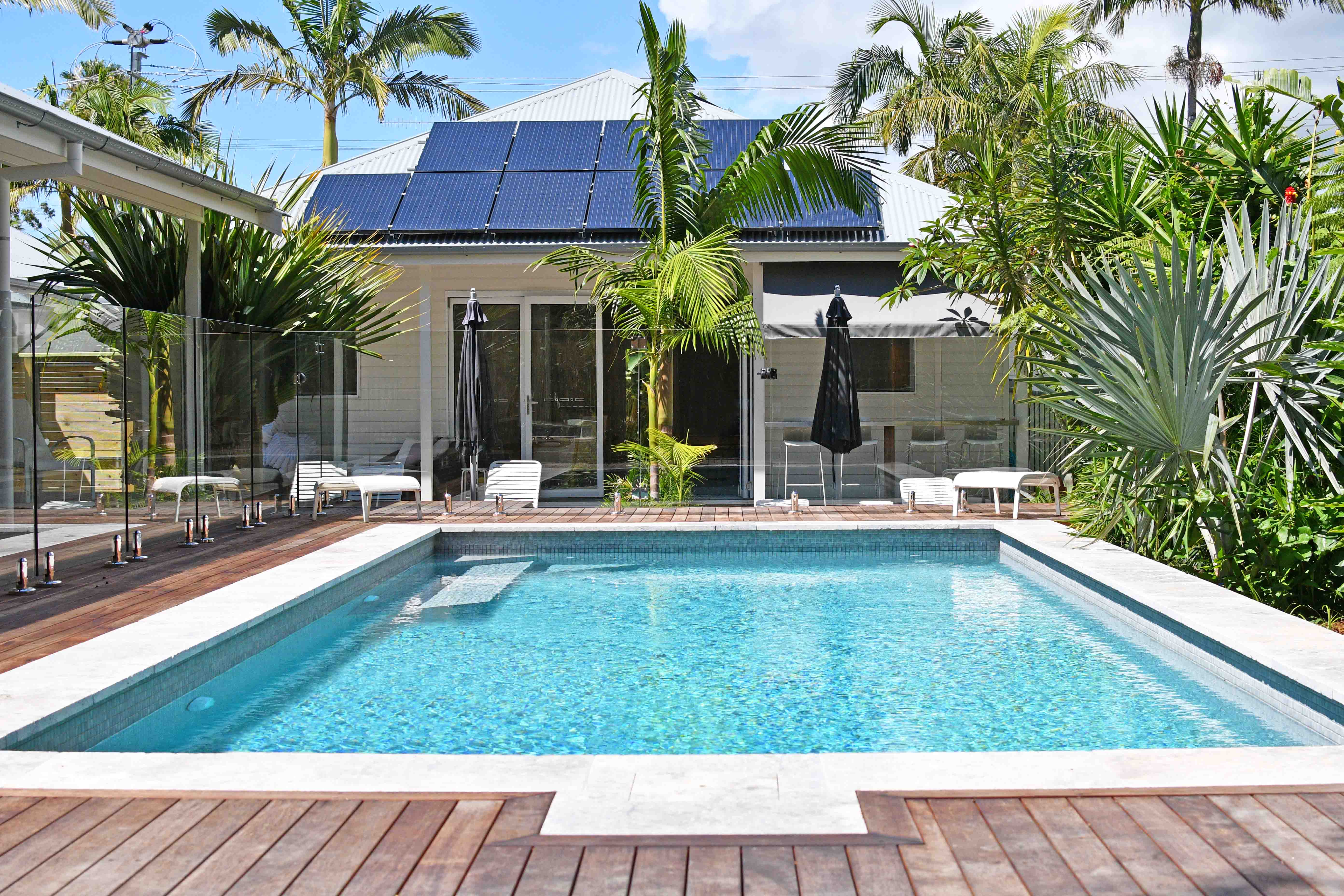 Byron Palms Guest House